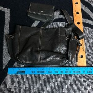 Fossil Purse and Wallet Set